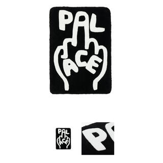 PALACE FINGER UP RUG BLACK  パレス ラグマット