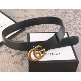 Gucci - 新品未使用 GUCCIロゴベルト
