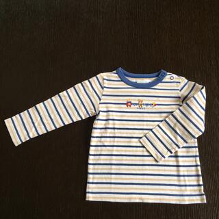 mikihouse - ミキハウス 男の子長袖Tシャツ(サイズ90)