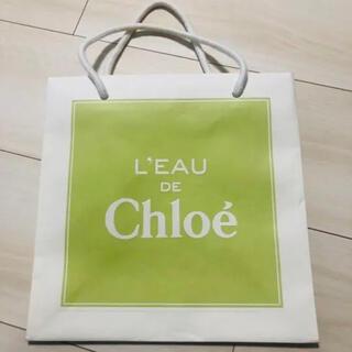 クロエ(Chloe)のクロエショップ袋1個(ショップ袋)