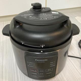 Panasonic - 【値下げしました】Panasonic 電気圧力鍋 SR-MP300