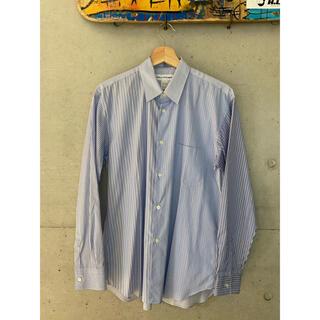 COMME des GARCONS - Comme des garcons shirt ストライプシャツ Sサイズ