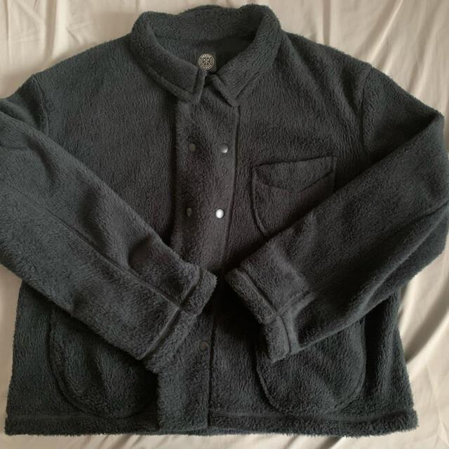 porter classic fleece franch jacket メンズのジャケット/アウター(ブルゾン)の商品写真