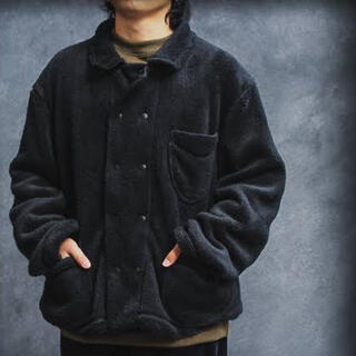 porter classic fleece franch jacket
