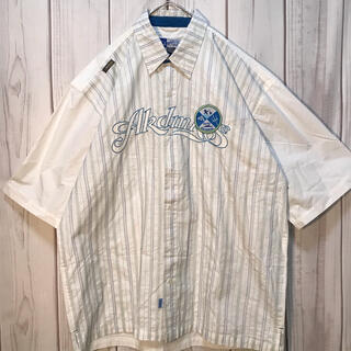 アカデミクス(AKADEMIKS)のアカデミクス ベースボールシャツ ヒップホップ(Tシャツ/カットソー(七分/長袖))