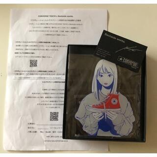コンバース(CONVERSE)のCONVERSE TOKYO 福岡店限定Backside works 「履かない(その他)