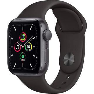 Apple Watch - 【新品未使用未開封】Apple Watch SE Space Gray 40mm
