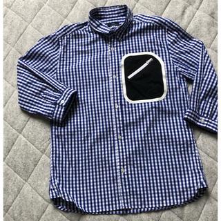 アーバンリサーチ(URBAN RESEARCH)のアンバーリサーチ チェックシャツ(シャツ)