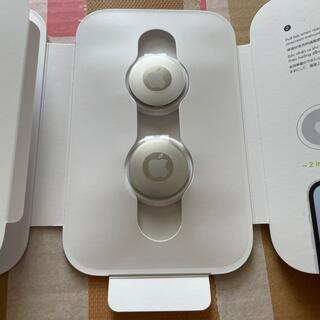 アップル(Apple)のAirtag2個セット(その他)