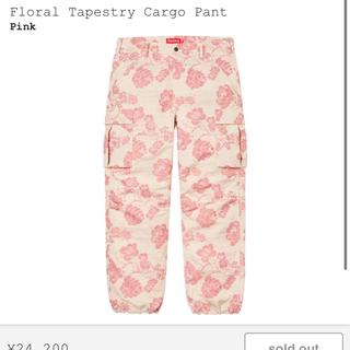 Supreme - supreme floral cargo pant