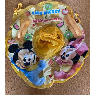 ディズニー(Disney)の足入れ浮き輪 ディズニー(マリン/スイミング)