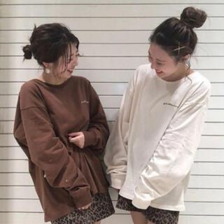 フーズフーチコ(who's who Chico)のフーズフーチコ ロンT(Tシャツ(長袖/七分))