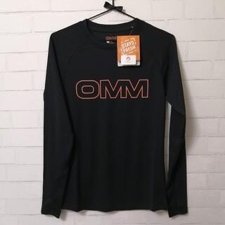 【新品】OMM Bearing Tee L/S メンズXS 黒