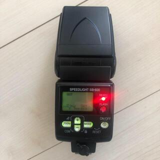 Nikon - 【Nikon】ストロボ スピードライト SB-600