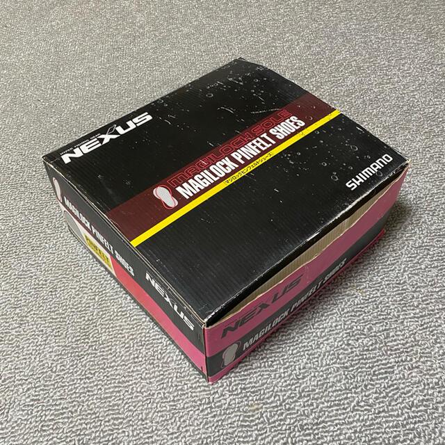 SHIMANO(シマノ)のNEXUS マジロックピンフェルトシューズ スポーツ/アウトドアのフィッシング(ウエア)の商品写真