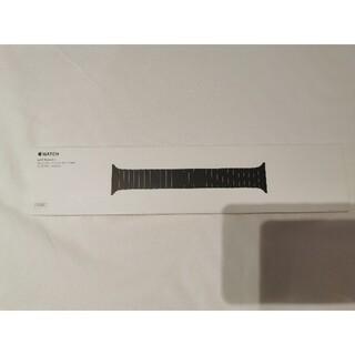 Apple - apple watch 42/44mm リンクブレスレット スペースブラック