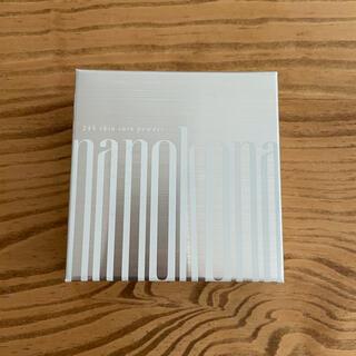 ミズハシホジュドウセイヤク(水橋保寿堂製薬)の水橋保寿堂製薬 ナノコナ 10g(フェイスパウダー)