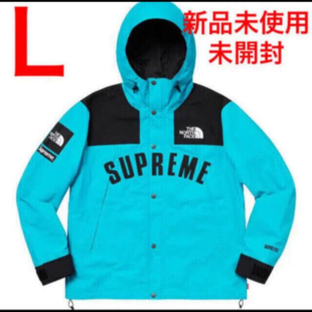 Supreme(シュプリーム)のSupreme Arc Logo Mountain Parka シュプリーム L メンズのジャケット/アウター(マウンテンパーカー)の商品写真