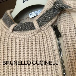 BRUNELLO CUCINELLI - ブルネロクチネリ  BRUNELLO CUCINELLI カシミヤ100%