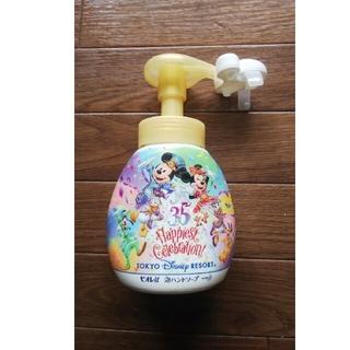 ディズニー(Disney)のディズニー ハンドソープ入れ(ボディソープ/石鹸)
