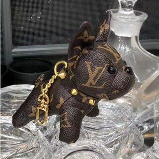 LOUIS VUITTON - 人気  LV キーホルダー 犬
