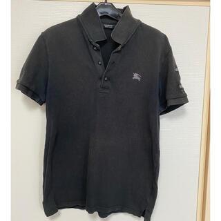 BURBERRY BLACK LABEL - BURBERRY BLACK LABELポロシャツ