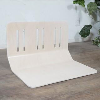 【新品】就寝時の「布団ずれ防止」に役立つ 曲げ木 ベッドガード(その他)