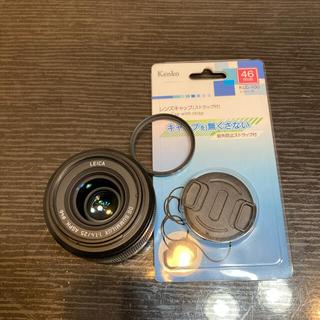 パナソニック(Panasonic)のルミックス 25 mm f1.4 1型 H-X025 ライカ(レンズ(単焦点))