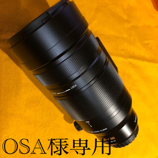 Panasonic - 超望遠ズームレンズ 100-400mm マイクロフォーサーズ用 ライカ