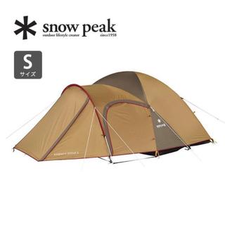 Snow Peak - スノーピーク テント アメニティドームS
