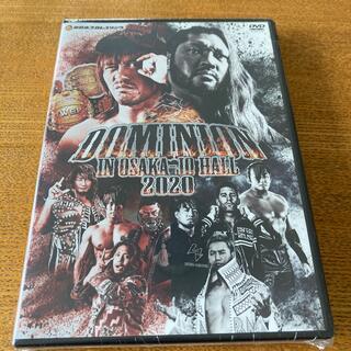 新日本プロレス DVD DOMINION 2020 (スポーツ/フィットネス)
