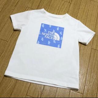 THE NORTH FACE - THE NORTH FACE ノースフェイス Tシャツ シレトコ 110cm