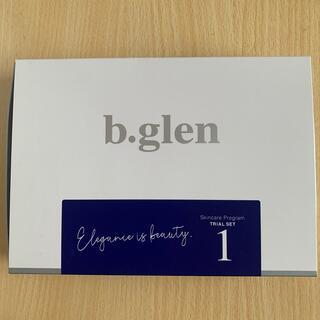 b.glen - ビーグレン スキンケアプログラム トライアルセット1