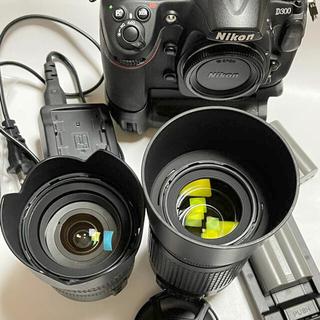 Nikon - NIKON D300 レンズ2本他 オマケ多数