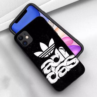 アディダス(adidas)の★新品未使用 iPhone11 Pro 用ケース adidas ブラック★(iPhoneケース)