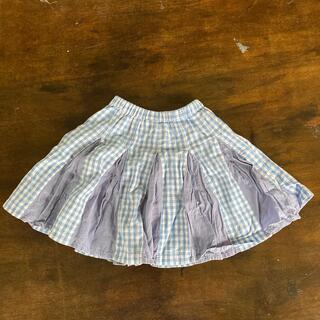 キムラタン(キムラタン)の100センチ夏スカート(スカート)