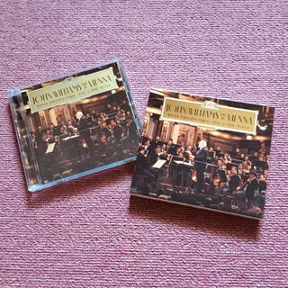 ジョン・ウィリアムズ ライヴ・イン・ウィーン(デラックス) CD (クラシック)