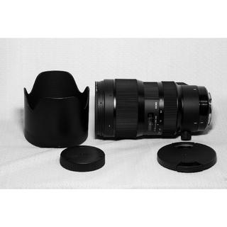 SIGMA - SIGMA 50-100mm f1.8 Canon efマウント