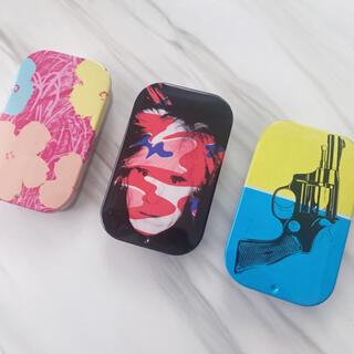 アンディウォーホル(Andy Warhol)の【新品】アンディウォーホル タブレットケース 3点セット アート(印刷物)
