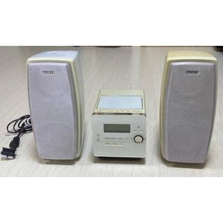 ソニー(SONY)のソニー Sony CMT-AH10 CD/MD/カセット/ラジオコンポ ステレオ(その他)