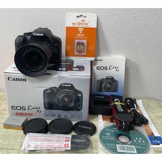 Canon - Canon  EOS kiss X3ズームレンズキット