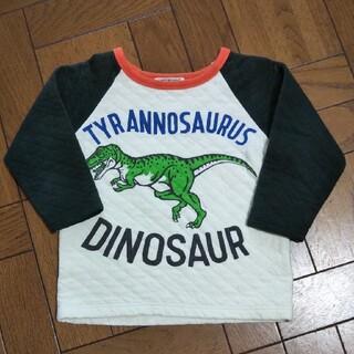 アンパサンド(ampersand)の100cm F.O トレーナー  恐竜 男の子 かっこいい ampersand(Tシャツ/カットソー)