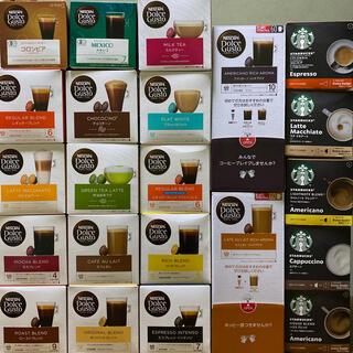 ネスレ(Nestle)のかおくま様専用 ドルチェグスト お好みセット(コーヒー)
