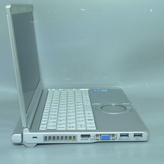 Panasonic(パナソニック)のPanasonic CF-SX1GDHYS Core i5 4GB スマホ/家電/カメラのPC/タブレット(ノートPC)の商品写真