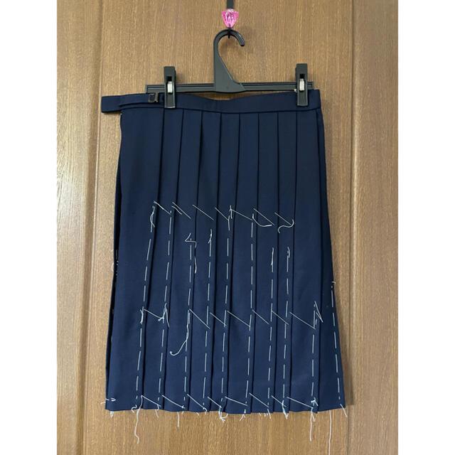 制服 女子スカート レディースのスカート(ひざ丈スカート)の商品写真
