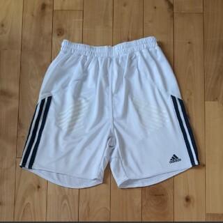 adidas - adidas サッカーパンツ ハーフパンツ 150cm
