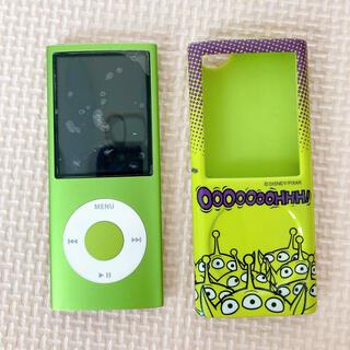 アイポッド(iPod)のApple iPod nano 第4世代 8GB A1285 ジャンク扱い(ポータブルプレーヤー)