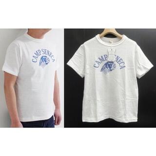 ウエアハウス(WAREHOUSE)のウエアハウス WAREHOUSE 4061 CAMP SENECA Tシャツ(Tシャツ/カットソー(半袖/袖なし))