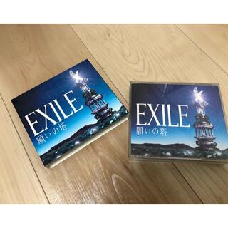 エグザイル(EXILE)のEXILE 願いの塔 CD+2DVD(ポップス/ロック(邦楽))