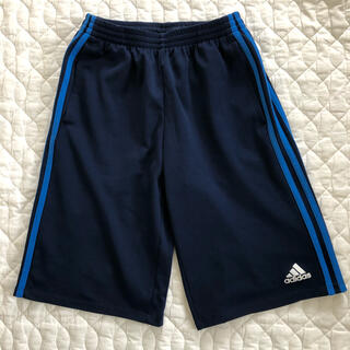 アディダス(adidas)のadidas  ジャージハーフパンツ ☆ 150(パンツ/スパッツ)